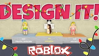 Roblox / Design It / Queen Ariana Grande is Ultimate Fashion Queen! / Gamer Chad Plays