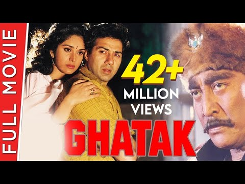 Ghatak | Full Hindi Movie | Sunny Deol, Meenakshi, Mamta Kulkarni | Full HD 1080p