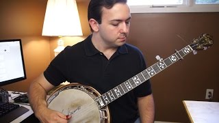 Devil's Dream - Intermediate Banjo Lesson