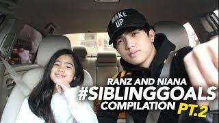 Sibling Goals Compilation (Part 2) | Ranz and Niana