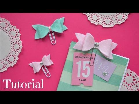 Xxx Mp4 Diy Embellishments Paper Clip Bows Little Hot Tamale Diy Planner Supplies Build Your Stash 3gp Sex