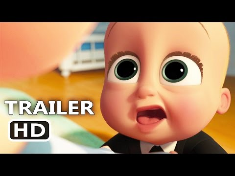 THE BOSS BABY Official Trailer 2017 Animation Movie HD