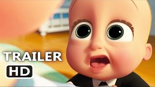 THE BΟSS BABY Official Trailer (2017) Animation Movie HD