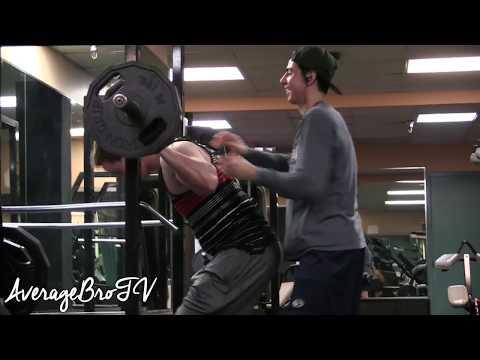 Boner in the Gym Prank!