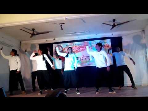 summy barai..d,devils dance ....14/2/2015