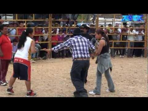 BOX RANCHERO FEMENIL EN LA CHICOCANA 2012