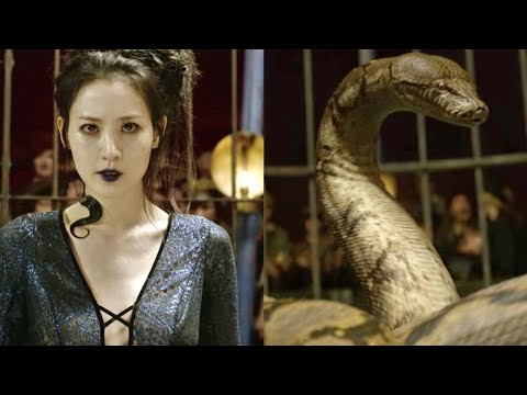 Xxx Mp4 How Nagini Can Be A Human In Fantastic Beasts 2 3gp Sex