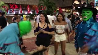 Cancun Night  (Hotel Zone Cancun) 4K