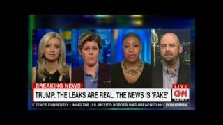 Discussion of the Trump presser