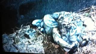Hellboy is found