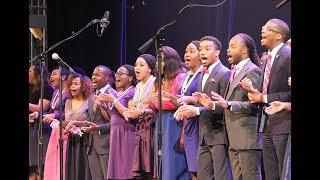 """Howard Gospel Choir - """"Glorious God"""""""