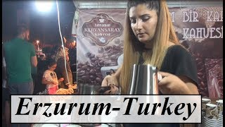 Turkey/Erzurum (City Centre,by night)  Part 3
