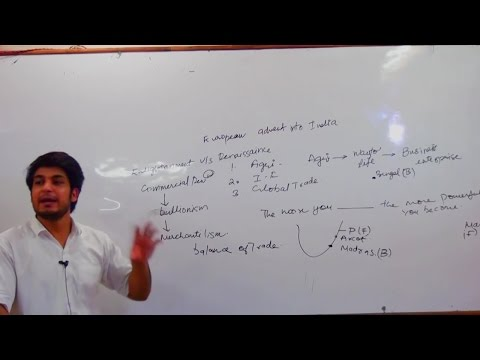 Modern Indian history lecture in hindi(pre+mains+optional) - IAS/UPSC - Anuj Garg Coaching