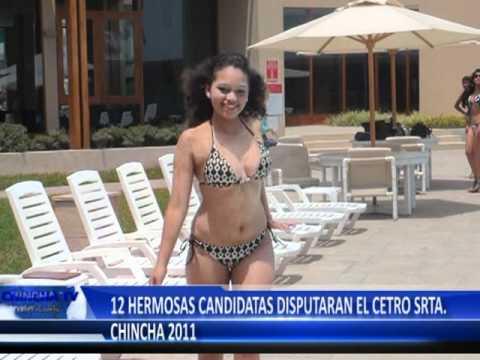 CANDIDATAS REINADO SRTA CHINCHA 2011