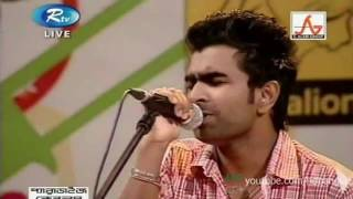 Mane na Mon by Imran | Puja Live tv show