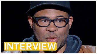 Get Out | Jordan Peele - Exclusive Interview (2017)