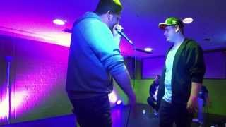 Hardbox vs Lino - Dortmund Semi Final - German Beatbox Battle Tour