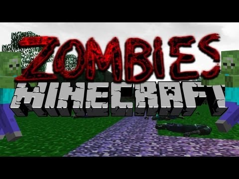 MINECRAFT WORLD ★ Call of Duty Zombies Zombie Games