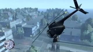 GTA 4 version Mission Impossible