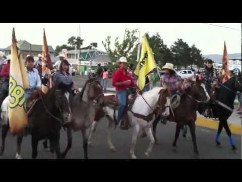 Desfile Sotolero en Cd. Madera Chihuahua 2a parte