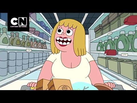 Cartoon Network Clarêncio o Otimista em 1 minuto 2014