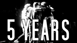 5 YEARS OF ONE DIRECTION | Over again