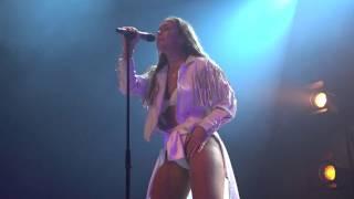 Niykee Heaton - Woosah LIVE HD (2016) Los Angeles The Mayan