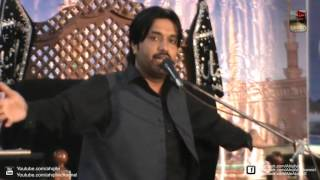 Allama Aqil Raza Zaidi - Majlis Shahdat  Bibi Sakina [sa] - At Lahore 2013