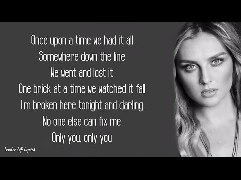 Cheat Codes, Little Mix - ONLY YOU (Lyrics)