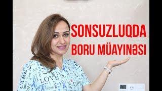 Sonsuzluqdaborumüayinəsi Ginekoloq Samirə Hüseynova