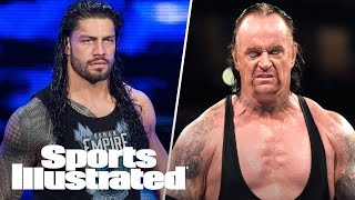 Roman Reigns On The Undertaker: I Hate Being The Guy To End His Career | SI NOW | Sports Illustrated