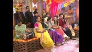 On Location of TV Serial 'Meri Aashiqui Tum Se Hi'  Sangeet Ceremony  2