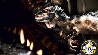 Indoraptor Hybrid TEASER Breakdown   Jurassic World: Fallen Kingdom