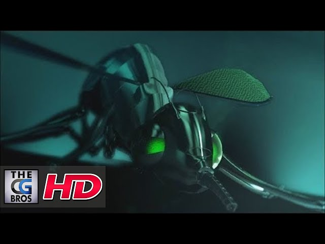 """CGI Animated Shorts : """"SPYBUG""""- by The Spybug Team (ArtFx)"""