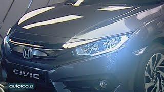 Auto Focus - 28/04/2017 - Honda Civic LXI