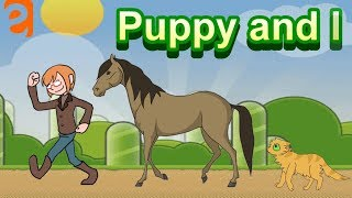 Puppy And I | Class 3 English | NCERT/CBSE | From Kids Eguides