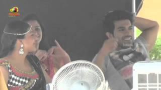 NewVideos IN Gulabi Kallu Rendu Song Making GAV Govindudu Andarivadele Ram Charan Kajal Aggarwal