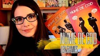 Nume de Cod Cuvinte & Imagini - Cum se joacă? || LEX Games