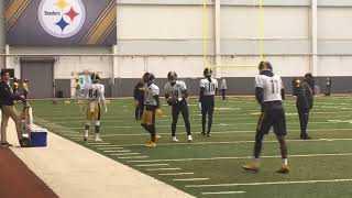 Martavis Bryant practices with Steelers post-Instagram comments