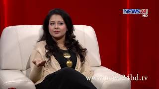 Apon Bhubon with Konal 01/02 আপন ভুবন- কোনাল on NEWS24