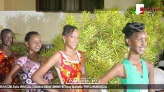 #INDUNDI TV AMAKURU #MISS BURUNDI Demi finale Part 1