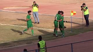 اهداف مباراة السماوة 2 ـ 2 الشرطة في 17 6 2018(حصري تصوير قناة القيثارة الخضراء)