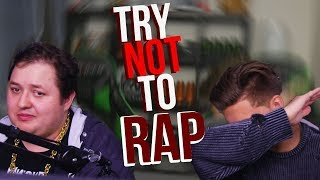 TRY NOT TO RAP CHALLENGE w/ MenT