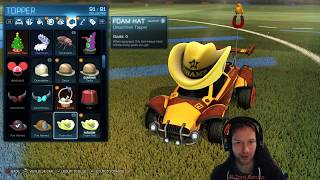 # Getting over my RLCS hangover