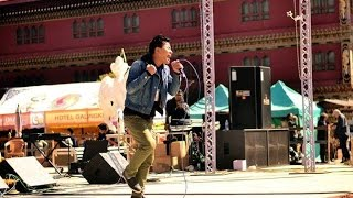 Kezang Dorji Bhutan International Festival 2015(Bhutanese Songs Latest 2015)