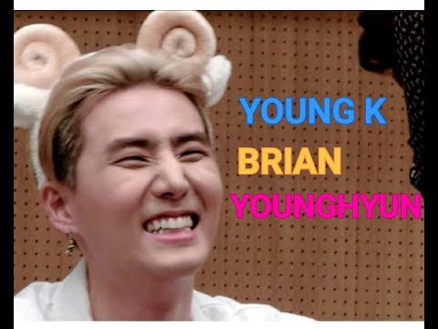 160415 YOUNGK ไบรอัน DAY6 @Fansign