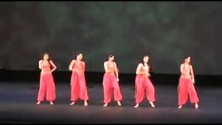 OLD HINDI REMIX  - Stage Dance performance