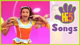 Hi-5 Songs | Happy House & More Kids Songs - Hi5 Season 12