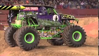 Grave Digger Freestyle Monster Jam World Finals XIV