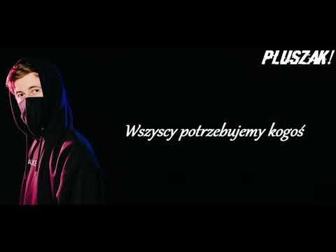 Alan Walker & Ava Max Alone pt.2 TŁUMACZENIE POLSKIE PO POLSKU POLSKI TEKST